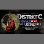 Distrkt C - Balboa - DJs: Stephen Durkin & Tony Moran em Philadelphie le qua,  3 julho 2019 21:00-02:00 (Clubbing Gay)