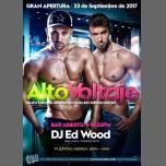 Alto Voltaje - DJ Ed Wood à Washington D.C. le sam. 23 septembre 2017 de 21h00 à 04h00 (Clubbing Gay)
