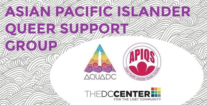 API Queer Support Group in Washington D.C. le Thu, September  5, 2019 from 07:00 pm to 09:00 pm (Meetings / Discussions Gay, Lesbian, Trans, Bi)