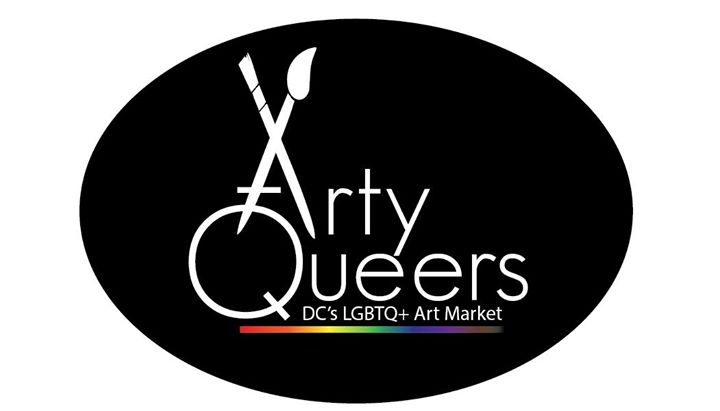 Arty Queers: DC's LGBTQ Art Market in Washington D.C. le Sa 14. Dezember, 2019 11.00 bis 17.00 (Begegnungen Gay, Lesbierin, Transsexuell, Bi)