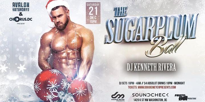 AVALON Saturdays and Chorus DC present: The Annual Sugarplum Ball a Washington D.C. le sab 21 dicembre 2019 22:00-04:00 (Clubbing Gay)