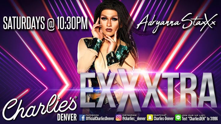 ExXxtra in Denver le Sat, December  7, 2019 from 10:30 pm to 01:30 am (Clubbing Gay)