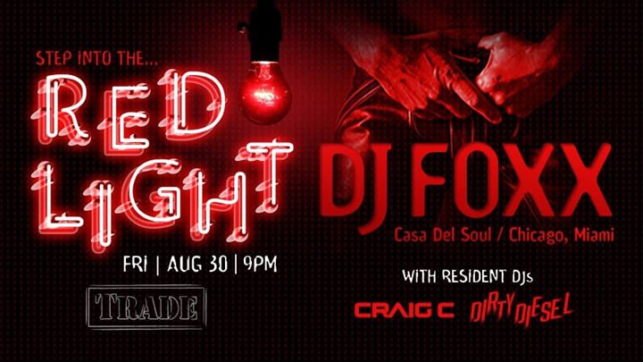 The Red Light w/ DJ Foxx (Casa Del Soul) à Denver le ven. 30 août 2019 de 21h00 à 02h00 (Clubbing Gay, Bear)