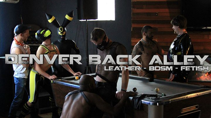 Denver Back Alley 2019 à Denver le sam. 24 août 2019 de 14h30 à 20h00 (After-Work Gay, Bear)