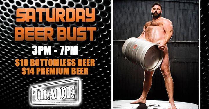 Saturday Beer Bust : Denver Stampede in Denver le Sat, June 29, 2019 from 03:00 pm to 07:00 pm (After-Work Gay, Bear)