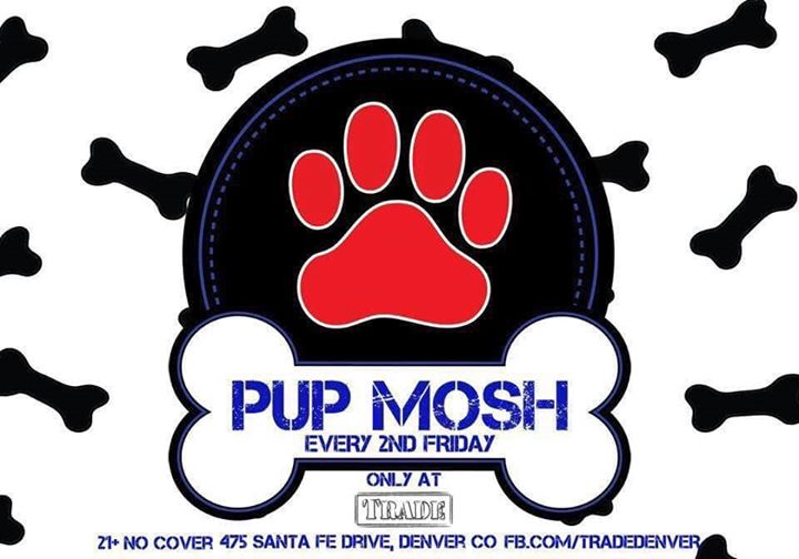 Pup Mosh in Denver le Fri, November  8, 2019 from 09:00 pm to 02:00 am (Clubbing Gay, Bear)