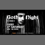 Goth Night in Denver le Sat, May 26, 2018 from 09:00 pm to 02:00 am (Clubbing Gay, Bear)