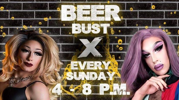 Beer Bust Sundays in Denver le Sun, August  4, 2019 from 04:00 pm to 08:00 pm (After-Work Gay)