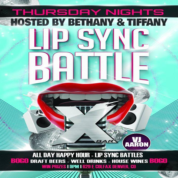 DenverLip Sync Thursdays2019年 8月 5日,20:00(男同性恋 俱乐部/夜总会)