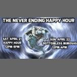 Never Ending Happy Hour! à Denver le sam. 21 avril 2018 de 12h00 à 20h00 (After-Work Gay)