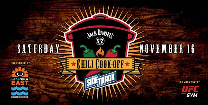 Jack Daniel's Chili Cook-off 2019 a Chicago le sab 16 novembre 2019 13:00-17:00 (After-work Gay)