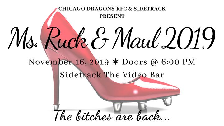 Ms. Ruck and Maul 2019 a Chicago le sab 16 novembre 2019 18:00-22:00 (After-work Gay)