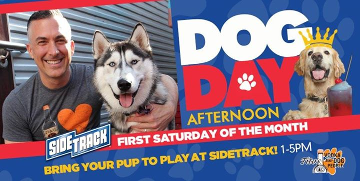 Dog Day Saturday Afternoon in Chicago le Sa  7. September, 2019 13.00 bis 17.00 (After-Work Gay)