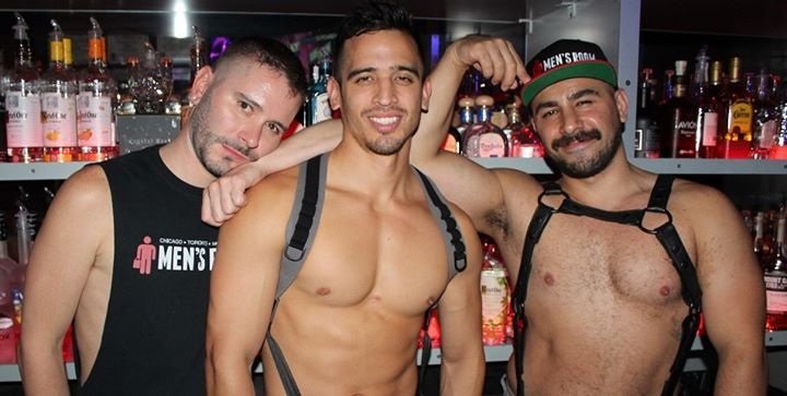 Men's Room Wednesday em Chicago le qua,  1 abril 2020 21:00-02:00 (Clubbing Gay)