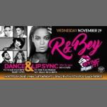 R & Bey Night at Sync It! à Chicago le mer. 29 novembre 2017 de 21h00 à 02h00 (After-Work Gay)