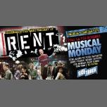 RENT Anniversary Celebration at Musical Monday à Chicago le lun. 29 janvier 2018 de 20h00 à 02h00 (After-Work Gay)