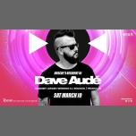 Dave Audé! in Chicago le Sat, March 10, 2018 at 10:00 pm (Clubbing Gay)