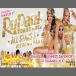 Roscoe's RPDR AS3 Viewing Party with Shangela & Kennedy Davenport! à Chicago le jeu.  1 mars 2018 à 19h00 (Clubbing Gay)