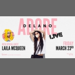 Adore Delano LIVE at Roscoe's! in Chicago le Fr 23. März, 2018 19.00 Uhr (Clubbing Gay)