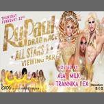 Roscoe's RPDR AS3 Viewing Party with Aja & Milk! à Chicago le jeu. 22 février 2018 à 19h00 (Clubbing Gay)