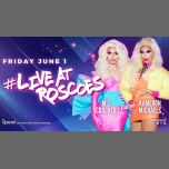 Chicago#LiveAtRoscoes with Miz Cracker & Kameron Michaels!2018年 9月 1日,21:00(男同性恋 下班后的活动)