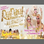Roscoe's RPDR AS3 Viewing Party with Trixie Mattel & Willam! à Chicago le jeu. 15 mars 2018 à 19h00 (Clubbing Gay)
