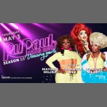 ChicagoRoscoe's RPDR S10 Viewing Party with Mayhem Miller & Monique Heart!2018年 7月 3日,19:00(男同性恋 下班后的活动)