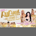 Roscoe's RPDR AS3 Viewing Party with Kennedy Davenport & Detox! en Chicago le jue  1 de marzo de 2018 a las 19:00 (Clubbing Gay)