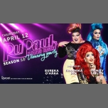 Roscoe's RPDR S10 Viewing Party with Eureka O'Hara & Trinity Taylor! à Chicago le jeu. 12 avril 2018 à 19h00 (After-Work Gay)