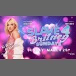 Slave 4 Britney Sundays! à Chicago le dim. 25 mars 2018 à 21h00 (After-Work Gay)