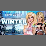 Roscoe's Winter Werq Out with Trixie Mattel & Willam! en Chicago le vie 16 de marzo de 2018 a las 22:00 (Clubbing Gay)