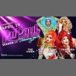 Roscoe's RPDR S10 Viewing Party with The Vixen, Kim Chi & Naomi Smalls à Chicago le jeu. 19 avril 2018 à 19h00 (After-Work Gay)
