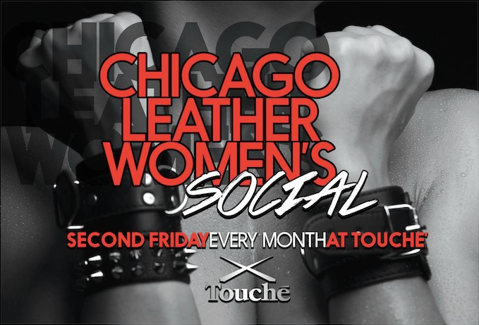 Leather Women's Social in Chicago le Fr 12. Juli, 2019 20.00 bis 22.00 (After-Work Lesbierin)