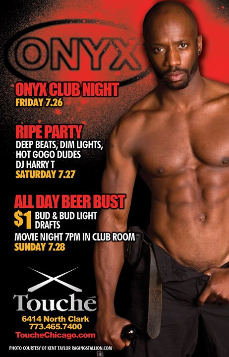 RIPE in Chicago le Sat, July 27, 2019 from 10:00 pm to 04:00 am (Clubbing Gay, Bear)