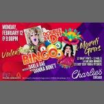 #DOUBLEDBINGO VALENTINE'S MARDI GRAS BINGO in Chicago le Mon, February 12, 2018 from 09:00 pm to 01:00 am (Clubbing Gay)