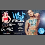 #WetWednesday in Chicago le Wed, January 24, 2018 at 11:00 pm (Clubbing Gay)