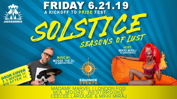 Solstice - A Summer Celebration in Chicago le Fri, June 21, 2019 from 10:00 pm to 04:00 am (Clubbing Gay)