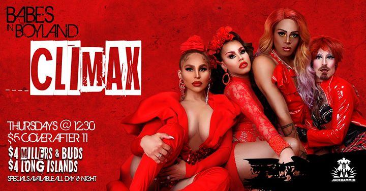 Babes in Boyland – Climax en Chicago le jue 24 de octubre de 2019 23:45-03:00 (Clubbing Gay)