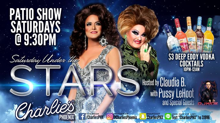 Saturday Under the Stars a Phoenix le sab  7 dicembre 2019 21:30-00:30 (After-work Gay)