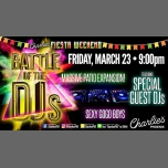 Battle of the DJs à Phoenix le ven. 23 mars 2018 de 21h00 à 02h00 (Clubbing Gay)
