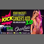 KICK Cancer's Ass 3.0! à Phoenix le mer. 18 avril 2018 de 22h15 à 01h15 (Clubbing Gay)