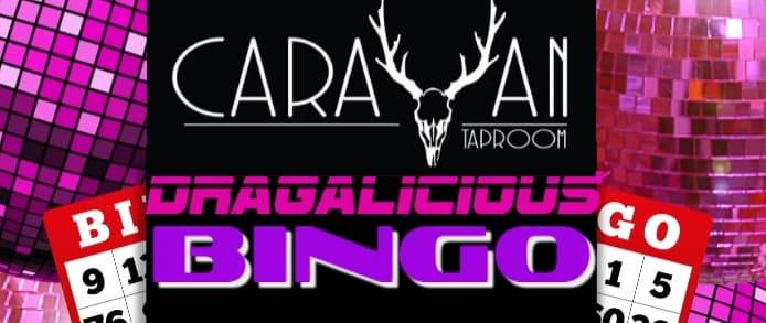 Dragalicious Bingo in Phoenix le Wed, January  1, 2020 from 08:00 pm to 10:00 pm (After-Work Gay, Bear)