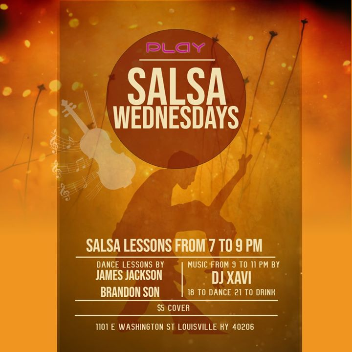Salsa Wednesday with Dj Xavi en Louisville le mié  4 de septiembre de 2019 19:00-23:00 (After-Work Gay)