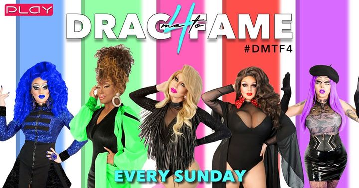 Drag Me To Fame 4 in Louisville le Sun, September 22, 2019 from 10:00 pm to 02:00 am (Clubbing Gay)