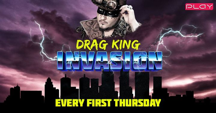 Drag King Invasion in Louisville le Thu, October  3, 2019 from 09:00 pm to 12:00 am (After-Work Gay)