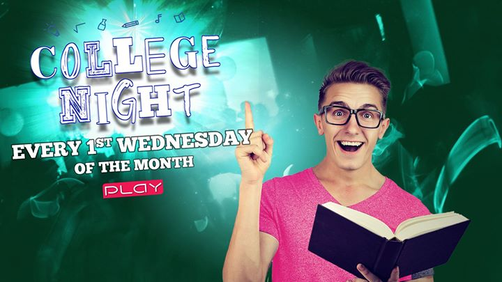 College Night in Louisville le Wed, December  4, 2019 from 09:00 pm to 04:00 am (Clubbing Gay)