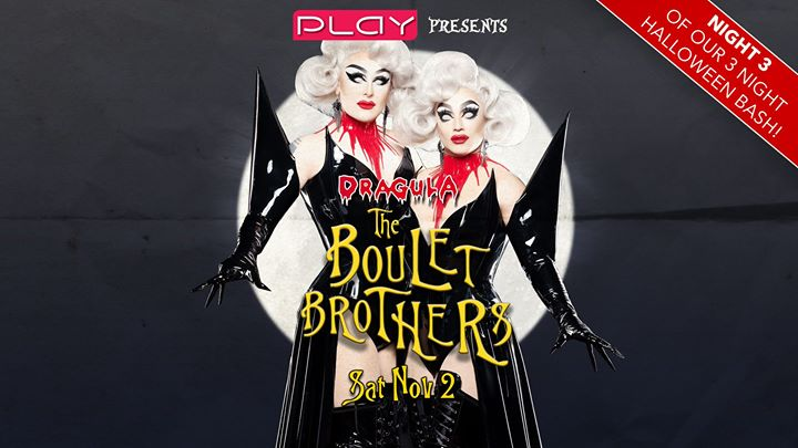 Halloween 2019 Night Three: The Boulet Brothers a Louisville le sab  2 novembre 2019 21:00-04:00 (Clubbing Gay)