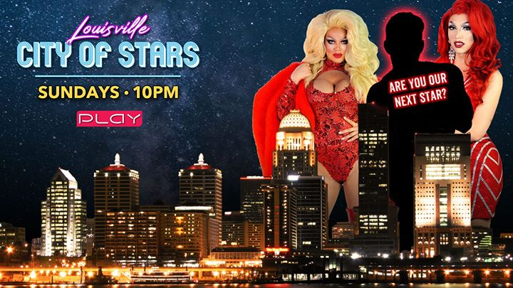 Louisville: City of Stars in Louisville le Sun, December  8, 2019 from 09:00 pm to 02:00 am (Clubbing Gay)