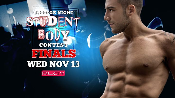 NashvilleStudent Body Finals2019年 9月13日,21:00(男同性恋 俱乐部/夜总会)