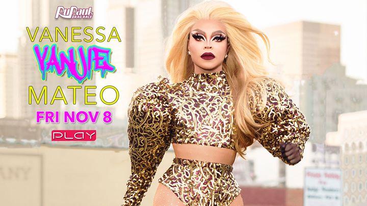 Vanessa Vanjie Mateo en Nashville le vie  8 de noviembre de 2019 20:00-03:00 (Clubbing Gay)